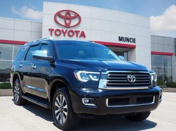 2018_Toyota_Sequoia_Limited_ Richmond KY
