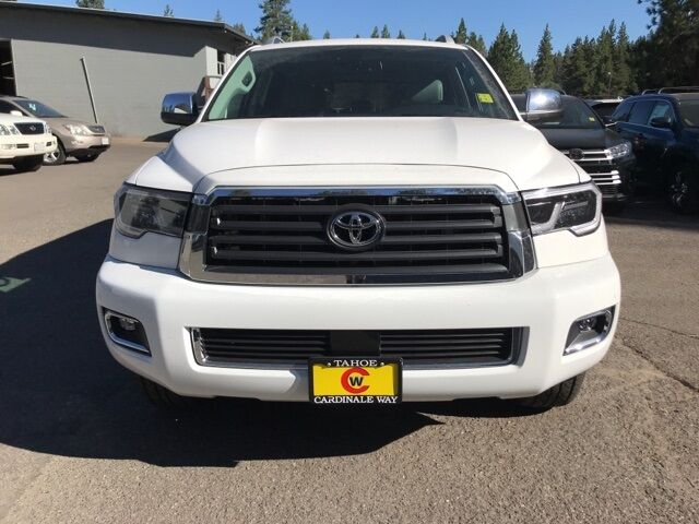 2018 Toyota Sequoia Limited South Lake Tahoe CA