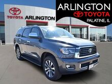 2018_Toyota_Sequoia_Limited_ Palatine IL
