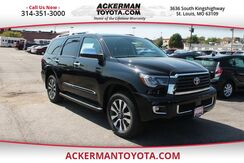 2018_Toyota_Sequoia_Limited_ St. Louis MO