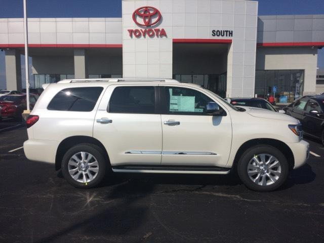 2018 Toyota Sequoia Platinum - 4WD Richmond KY