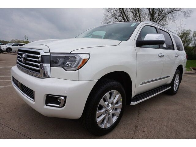 2018 Toyota Sequoia Platinum Columbia TN