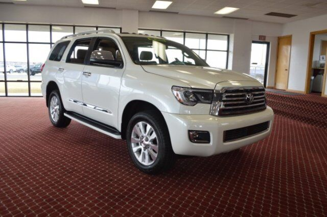 2018 Toyota Sequoia Platinum Grand Junction CO