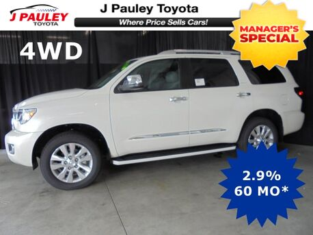 2018_Toyota_Sequoia_Platinum Model Year Closeout!_ Fort Smith AR