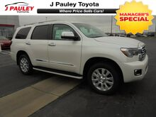 2018_Toyota_Sequoia_Platinum_ Fort Smith AR