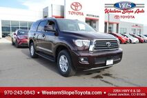 2018 Toyota Sequoia SR5 Grand Junction CO