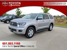 2018_Toyota_Sequoia_SR5_ Hattiesburg MS