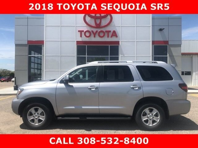 2018 Toyota Sequoia SR5 North Platte NE