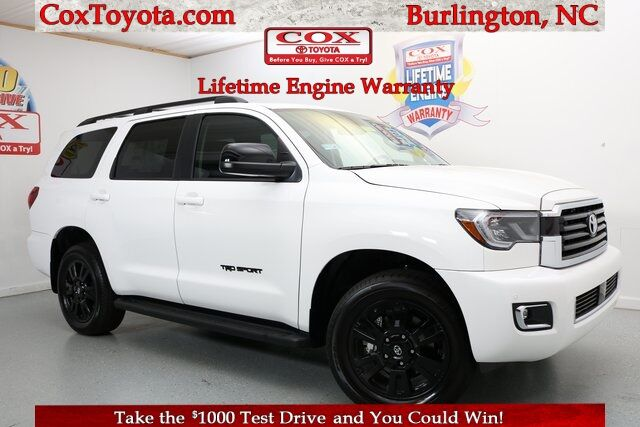 2018 Toyota Sequoia TRD Sport 4x4 Burlington NC
