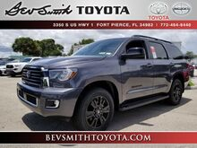2018_Toyota_Sequoia_TRD Sport_ Fort Pierce FL