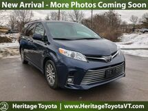 2018 Toyota Sienna FWD South Burlington VT