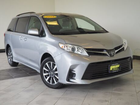 2018 Toyota Sienna LE 7-Passenger Epping NH