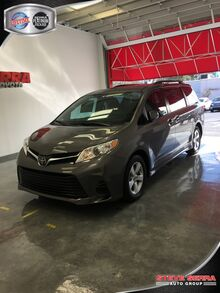 2018_Toyota_Sienna_LE_ Central and North AL