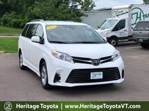 2018 Toyota Sienna LE FWD South Burlington VT