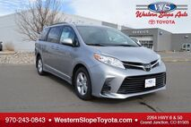 2018 Toyota Sienna LE Grand Junction CO