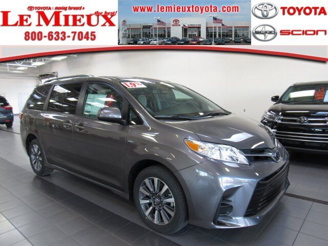 2018 Toyota Sienna LE Green Bay WI
