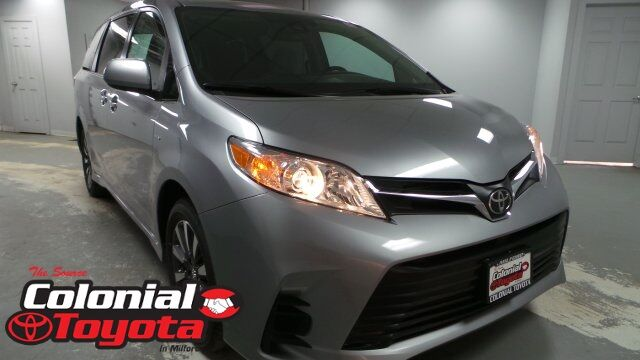 2018 Toyota Sienna LE Milford CT