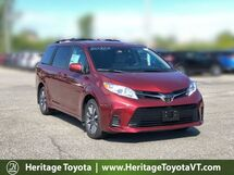 2018 Toyota Sienna LE South Burlington VT