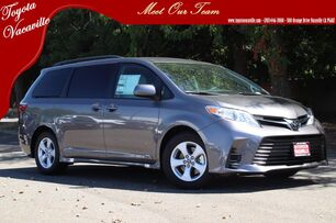 2018 Toyota Sienna LE Vacaville CA