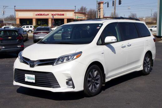 2018 Toyota Sienna Limited Premium Fort Wayne Auburn and Kendallville IN