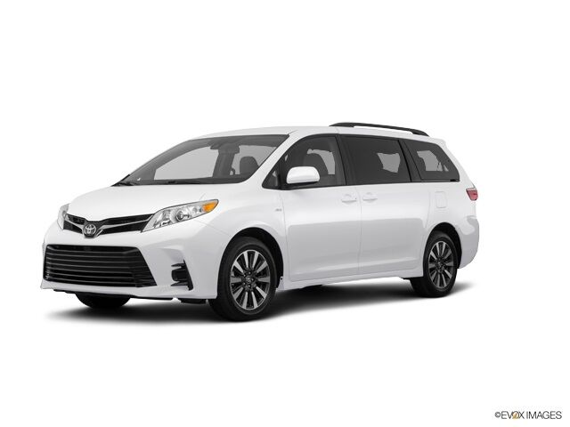 2018 Toyota Sienna Limited Premium Cranberry Twp PA