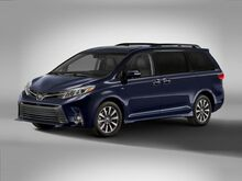 2018_Toyota_Sienna_Limited_ South Lake Tahoe CA