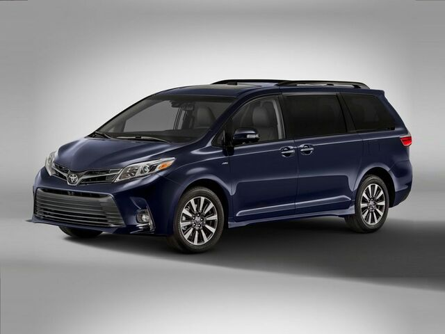 2018 Toyota Sienna Limited South Lake Tahoe CA