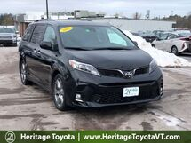2018 Toyota Sienna SE FWD South Burlington VT