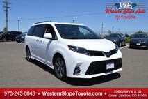 2018 Toyota Sienna SE Grand Junction CO