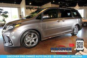 2018_Toyota_Sienna_SE Premium Minivan 4D_ Scottsdale AZ