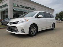 2018_Toyota_Sienna_XLE 8-Passenger, ***XLE Navigation Package*** Navigation System, Blind Spot Monitor, Sun/Moonroof_ Plano TX
