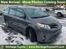 2018 Toyota Sienna XLE FWD South Burlington VT