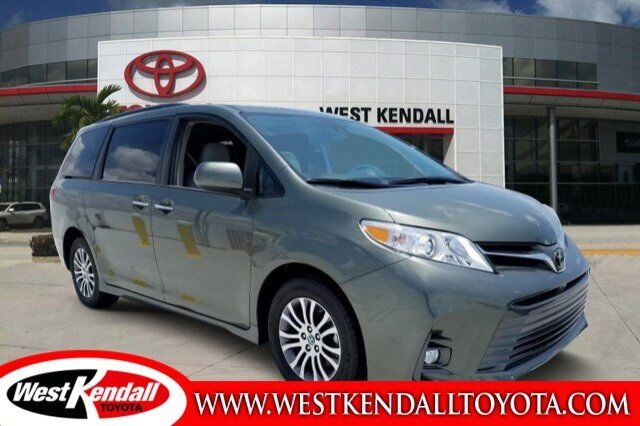 2018 Toyota Sienna Xle Premium For Sale West Kendall