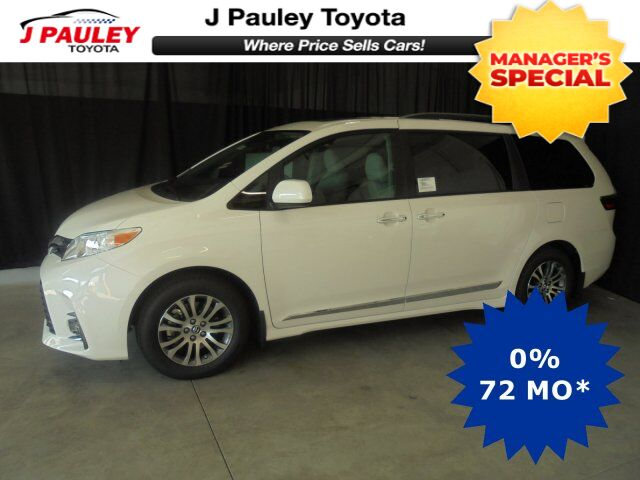 2018 Toyota Sienna XLE Premium Model Year Closeout! Fort Smith AR