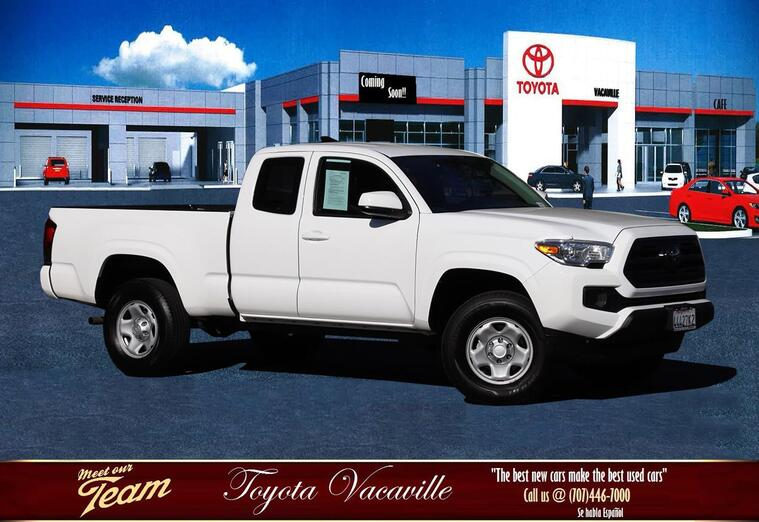 2018 Toyota TACOMA ACCESS CAB SR5 Pickup  6 ft Vacaville CA