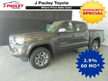 2018_Toyota_Tacoma 2WD_Limited_ Fort Smith AR