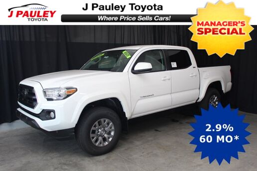 2018_Toyota_Tacoma 2WD_SR5 Model Year Closeout!_ Fort Smith AR