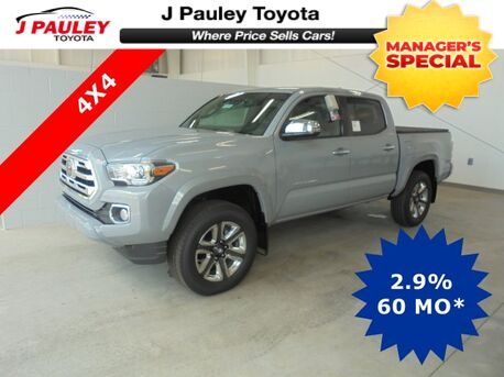 2018_Toyota_Tacoma 4WD_Limited_ Fort Smith AR