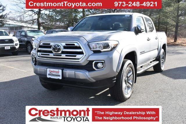2018 Toyota Tacoma 4WD Limited Pompton Plains NJ