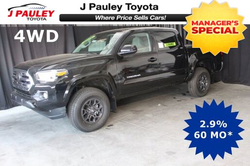 2018_Toyota_Tacoma 4WD_SR5 Model Year Closeout!_ Fort Smith AR