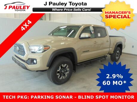 2018_Toyota_Tacoma 4WD_TRD Off Road_ Fort Smith AR