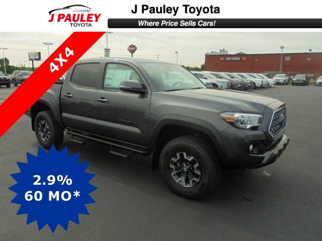 2018 toyota tacoma 4wd trd off road fort smith ar 24092918. Black Bedroom Furniture Sets. Home Design Ideas