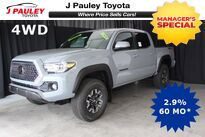 Toyota Tacoma 4WD TRD Off Road Model Year Closeout! 2018