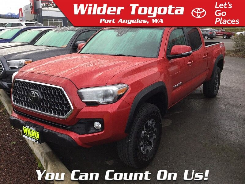 2018 Toyota Tacoma 4WD TRD Off Road Port Angeles WA