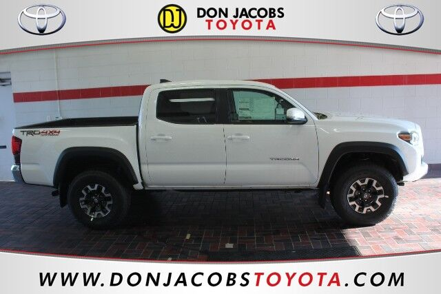 2018 Toyota Tacoma 4WD TRD Offroad V6 Double Cab Milwaukee WI