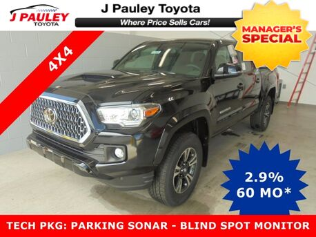 2018_Toyota_Tacoma 4WD_TRD Sport_ Fort Smith AR
