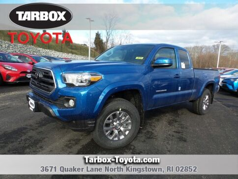 2018_Toyota_Tacoma_4x4 Access Cab SR5 V6 6AT_ North Kingstown RI