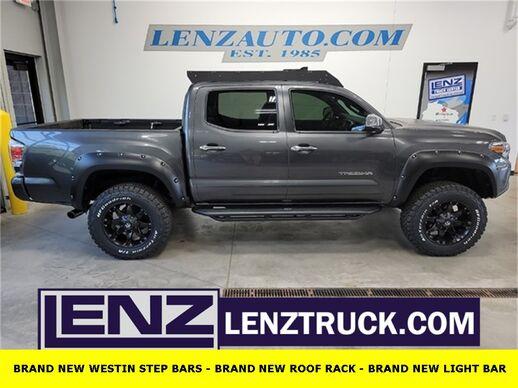 2018_Toyota_Tacoma_4x4 Double Cab Limited_ Fond du Lac WI