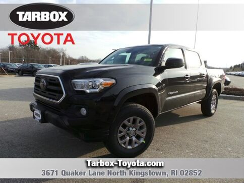 2018_Toyota_Tacoma_4x4 Double Cab SR5_ North Kingstown RI