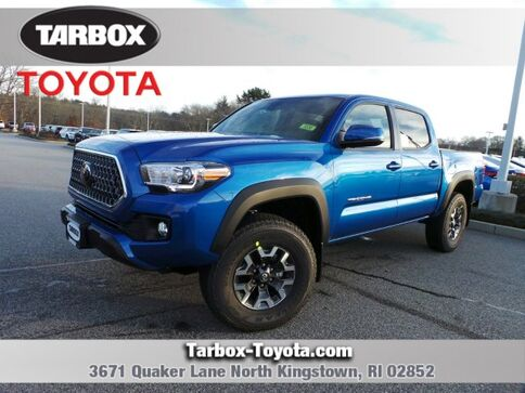 2018_Toyota_Tacoma_4x4 Double Cab TRD Off Rd 6MT_ North Kingstown RI